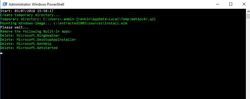 How to remove UWP apps on Windows 10 1803 – JAMES-RANKIN COM