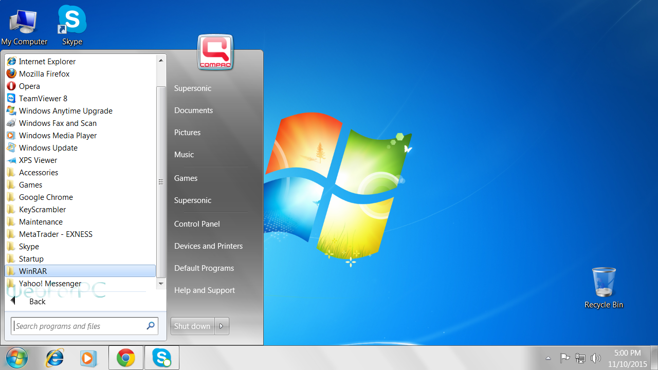 Management of Start Menu and Tiles on Windows 10 and Server 10 ...