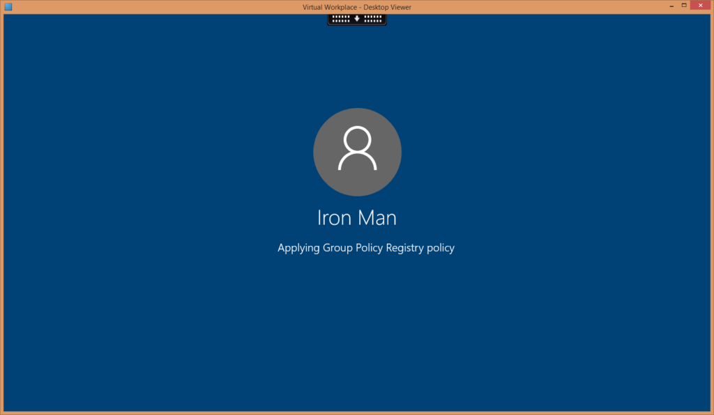 Make Citrix logons use asynchronous user Group Policy